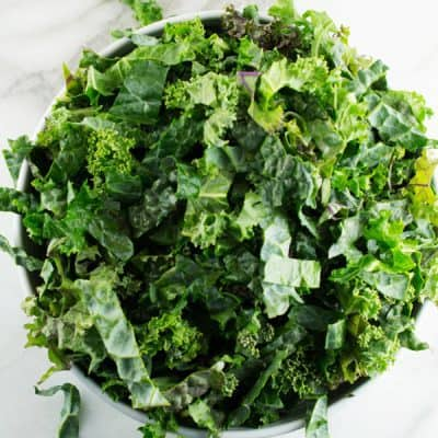 Best Ways to Prepare Kale for Cooking or Eating Raw