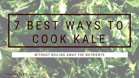 7 best ways to cook kale title