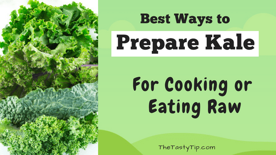 best ways to prepare kale title