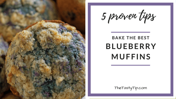 best blueberry muffins title