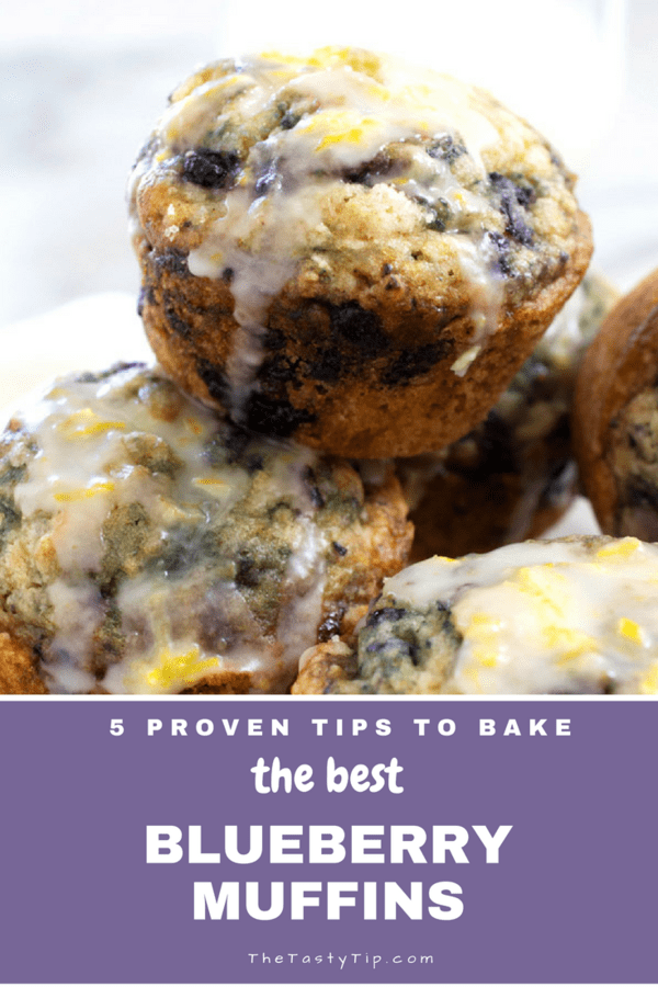 the best blueberry muffins title