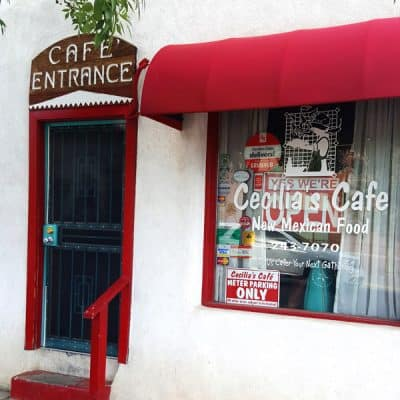 Hungry for Breakfast in Albuquerque? Try Cecilia's Cafe for Authentic New Mexican Home Cooking