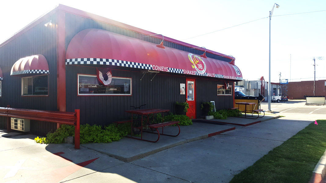Sid's Diner on Route 66