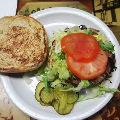 Sid's Diner on Route 66: Eat the Best Fried Onion Burger in Oklahoma