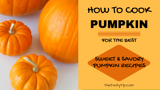 how to cook pumpkin title