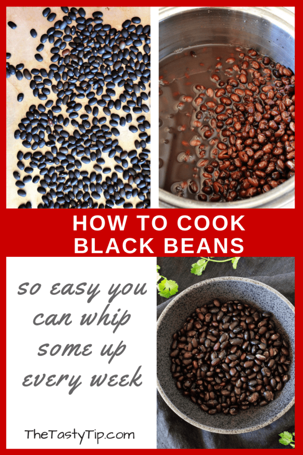 how to cook black beans title