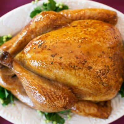 How to Make a Simple Turkey Brine to Get Moist Tender Turkey