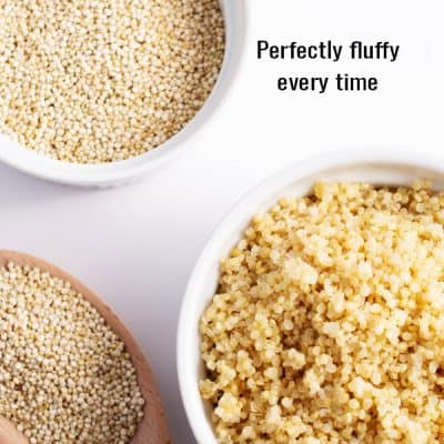 How to Cook Quinoa — Perfect, Fluffy, Chewy Grains Every Time