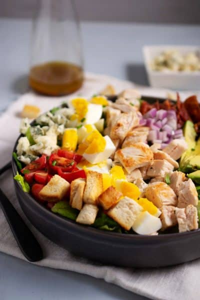 complete cobb salad recipe