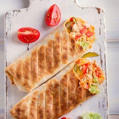 5 Best Ways to Reheat a Burrito (2021)
