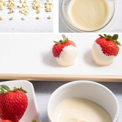 How to Melt White Chocolate Chips: 6 Best Methods (2021)
